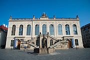 Johanneum, Verkehrsmuseum, Altstadt, Dresden, Sachsen, Deutschland | Johanneum, traffic museum, Dresden, Saxony, Germany,