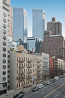 View from 442 West 57th Street