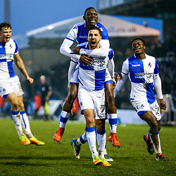 Bristol Rovers v Bradford City