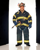 Lieutenant, Ladder 56, FDNY<br /> <br /> Firefighter, Ladder 6, FDNY<br /> While trapped with Harris and his ladder company in Stairwell B, Butler used a cell phone to call emergency numbers but couldn't get through. As a last effort, he called his home in Orange County, N.Y. his wife, Diane, answered.<br /> <br /> &quot;I just said, 'Hi, what are you doing?' I was trying to be nonchalant. She said, 'where are you?' I said, 'We're at the World Trade Center.' She asked, 'Is everything okay?' Then I said, 'Well, we have a little problem. We're trapped in the Trade Center, but we're okay,' Then she started to cry a little bit, because she knew there was no World Trade Center. At that point I said, 'Listen, you can't cry. I have to give you some information. You have to call the firehouse or call someone and tell them where we're at.&quot;