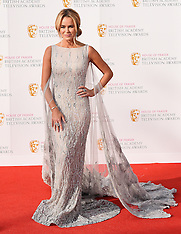 8 MAY 2016 The House Of Fraser BAFTA TV Awards