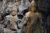 Sri Lanka - Buduruvagala Rock Carvings