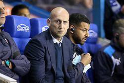 Reading manager Jaap Stam - Mandatory by-line: Jason Brown/JMP - 18/10/2016 - FOOTBALL - Madejski Stadium - Reading, England - Reading v Aston Villa - Sky Bet Championship