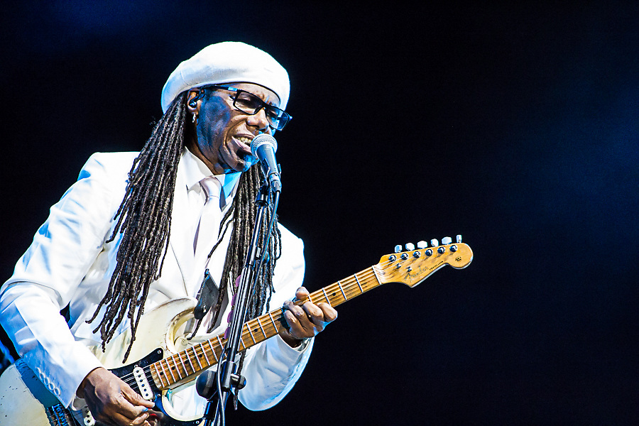 Chic featuring Nilel Rodgers live and Electric Picnic