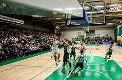 Drazen Bubnic of Petrol Olimpija during basketball match between KK Krka and KK Petrol Olimpija in 22nd Round of ABA League 2018/19, on March 17, 2019, in Arena Leon Stukelj, Novo mesto, Slovenia. Photo by Vid Ponikvar / Sportida