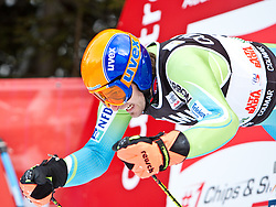 FIS Alpine Ski World Cup 2008 2009, Alta Badia Riesen Slalom der Herren, im Bild GORZA Ales, Fiscode 560406, Year of Birth 1980, Nation SLO, Ski Fischer, EXPA Pictures © 2008, Fotographer EXPA/J. Groder/ SPORTIDA PHOTO AGENCY