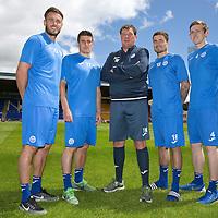St Johnstone New Players