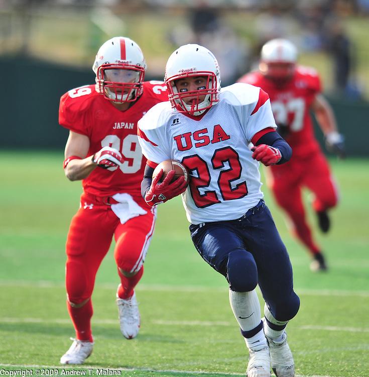Team USA vs Team Japan.U-19 Global Challenge Bowl
