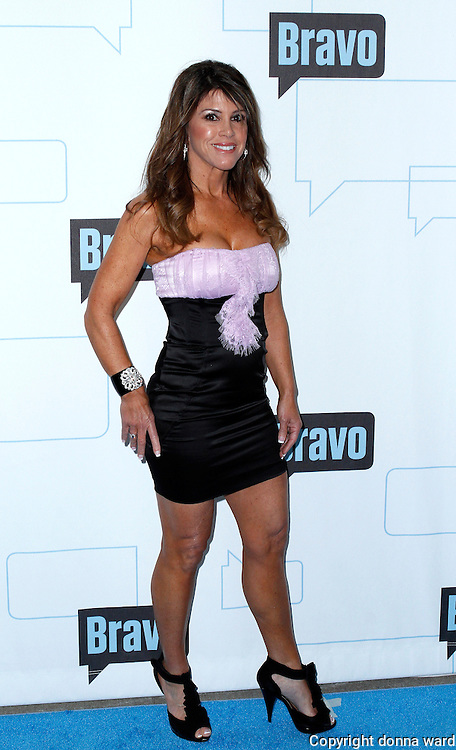Lynne Curtain attends the 2010 Bravo Media Upfront Party at Skylight Studios in New York City on March 10, 2010