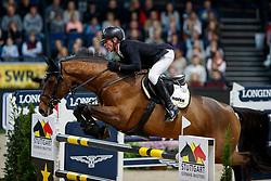 Ehning Marcus, GER, Cristy<br /> Stuttgart German Masters 2017<br /> © Hippo Foto - Stefan Lafrentz<br /> 17/11/17