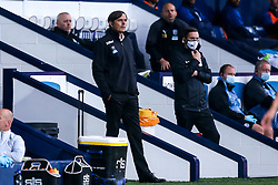 Derby County manager Phillip Cocu - Mandatory by-line: Robbie Stephenson/JMP - 08/07/2020 - FOOTBALL - The Hawthorns - West Bromwich, England - West Bromwich Albion v Derby County - Sky Bet Championship