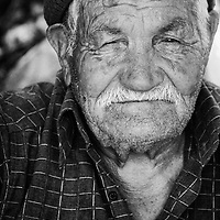 Turkish old man