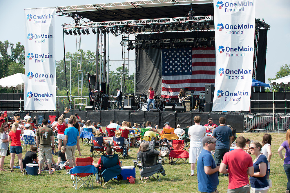 Photos from the 2013 O'Fallon Missouri Heritage and Freedom Festival