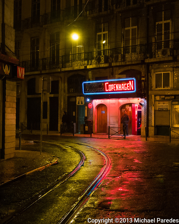 A nightclub named Copenhagen…in Lisbon