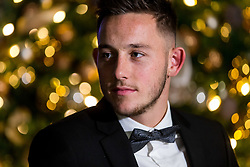 Josh Brownhill of Bristol City is interviewed Bristol Sport hosts their annual Gala Dinner at Ashton Gate Stadium - Rogan/JMP - 05/12/2018 - SPORT - Ashton Gate Stadium - Bristol, England - Bristol Sport Gala Dinner 2018.