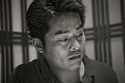 Takashi Mashiko, är make till Rika Mashiko. Rika Mashiko är grundaren till stödgruppen Hinan Mama Net för kvinnor som evakuerat från Fukushima till Tokyo.