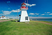 Richibucto Head Lightstation<br /> Cap Lumiere<br /> New Brunswick<br /> Canada