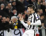 Juventus v Borussia Dortmund 240215
