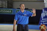 DESCRIZIONE : Bormio Raduno Collegiale Nazionale Maschile Allenamento<br /> GIOCATORE : Walter De Raffaele <br /> SQUADRA : Nazionale Italia Uomini Italy <br /> EVENTO : Raduno Collegiale Nazionale Maschile <br /> GARA : Italia Italy  <br /> DATA : 07/07/2009 <br /> CATEGORIA : coach<br /> SPORT : Pallacanestro <br /> AUTORE : Agenzia Ciamillo-Castoria/G.Ciamillo