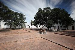 NAMIBIA ETOSHA 1MAY14 - Namutoni Fort, a resort run by Namibia Wildlife Resots inside the Etosha National Park, Namibia.<br /> <br /> <br /> <br /> jre/Photo by Jiri Rezac<br /> <br /> <br /> <br /> &copy; Jiri Rezac 2014