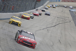 May 6, 2018 - Dover, Delaware, United States of America - Kurt Busch (41) battles for position during the AAA 400 Drive for Autism at Dover International Speedway in Dover, Delaware. (Credit Image: © Justin R. Noe Asp Inc/ASP via ZUMA Wire)