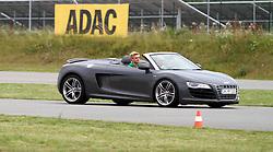 13.07.2011, ADAC Gelände, Nohra, GER  - Fahrsicherheitstraining des SV Werder Bremen im Bild Florian Trinks (Bremen)  //during the safety car from Werder Bremen 2011/07/13   EXPA Pictures © 2011, PhotoCredit: EXPA/ nph/  Hessland?       ****** out of GER / CRO  / BEL ******