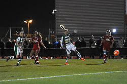 Rosella Ayane of Bristol City Women scores to make it 3-0 - Mandatory by-line: Dougie Allward/JMP - Mobile: 07966 386802 - 23/03/2016 - FOOTBALL - Stoke Gifford Stadium - Bristol, England - Bristol City Women v Yeovil Town Ladies - FA Women's Super League 2