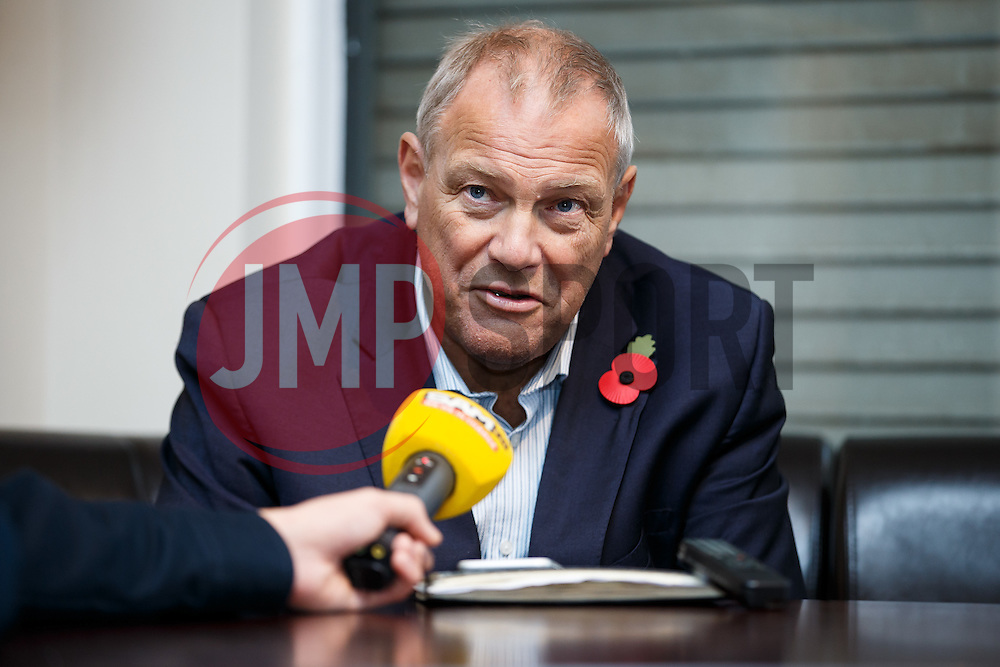 Bristol Rugby hold a press session with Chairman Chris Booy following the departure of Director of Rugby Andy Robinson - Rogan Thomson/JMP - 07/11/2016 - RUGBY UNION - Clifton Rugby Club - Bristol, England - Aviva Premiership.