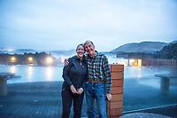 Blue Lagoon  Iceland. ©2019 Karen Bobotas Photographer