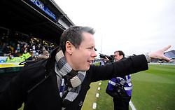 Alistair Durdan  - Photo mandatory by-line: Joe meredith/JMP - Mobile: 07966 386802 - 04/01/2015 - SPORT - football - Yeovil - Huish Park - Yeovil Town v Manchester United - FA Cup - Third Round