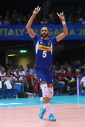 OSMANY JUANTORENA<br /> ITALY VS SLOVENIA<br /> MEN'S VOLLEYBALL WORLD CHAMPIONSHIPS <br /> Florence September 18, 2018