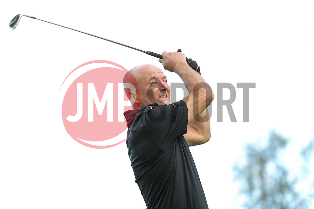 Team Wilcox Warriors take part in the annual Bristol Rovers Golf Day - Rogan Thomson/JMP - 10/10/2016 - GOLF - Farrington Park - Bristol, England - Bristol Rovers Golf Day.