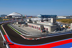 10.10.2014, Sochi Autodrom, Sotschi, RUS, FIA, Formel 1, Grosser Preis von Russland, Training, im Bild Sergey Sirotkin (RUS) Sauber C33. // during the Practice of the FIA Formula 1 Russia Grand Prix at the Sochi Autodrom in Sotschi, Russia on 2014/10/10. EXPA Pictures © 2014, PhotoCredit: EXPA/ Sutton Images/ Martini<br /> <br /> *****ATTENTION - for AUT, SLO, CRO, SRB, BIH, MAZ only*****