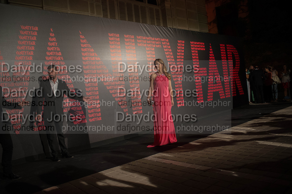 Vanity Fair Person of the year. Italian Consulate. Madrid. 17 September 2012.