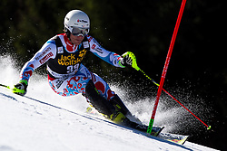 LIZEROUX Julien of France during the 1st Run of Men's Slalom - Pokal Vitranc 2014 of FIS Alpine Ski World Cup 2013/2014, on March 9, 2014 in Vitranc, Kranjska Gora, Slovenia. Photo by Matic Klansek Velej / Sportida