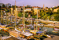 Old Harbor, Antalya, Turkey