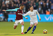 West Ham United v Chelsea - 9 December 2017