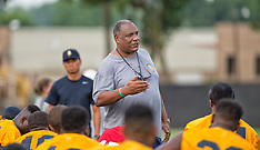 2015 A&T Football Fall Camp (1st Practice)