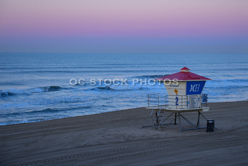 Huntington Beach Sunrise