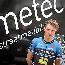 26-02-2016: Wielrennen: Persmoment Metec CT: Arnhem<br />ARNHEM (NED) wielrennen<br />Johim Ariesen wil vroeg in het seizoen graag scoren
