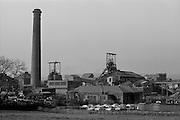 Elsecar Colliery. National Coal Board Barnsley Area. 04.03.1983.
