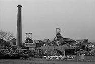 Elsecar Colliery. National Coal Board Barnsley Area. 04.03.1983.