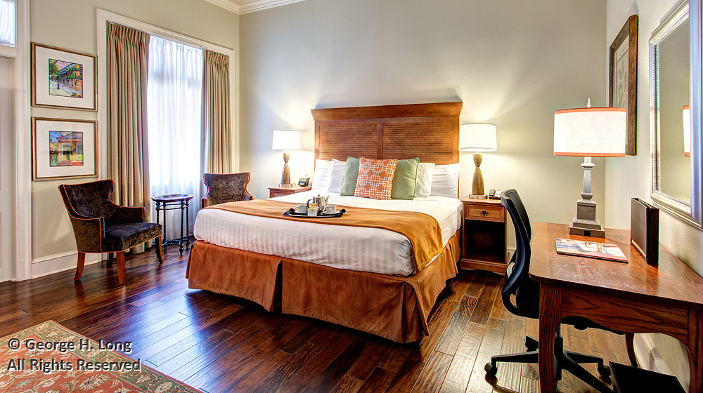 St. James Hotel for the NOLA Hotel Group