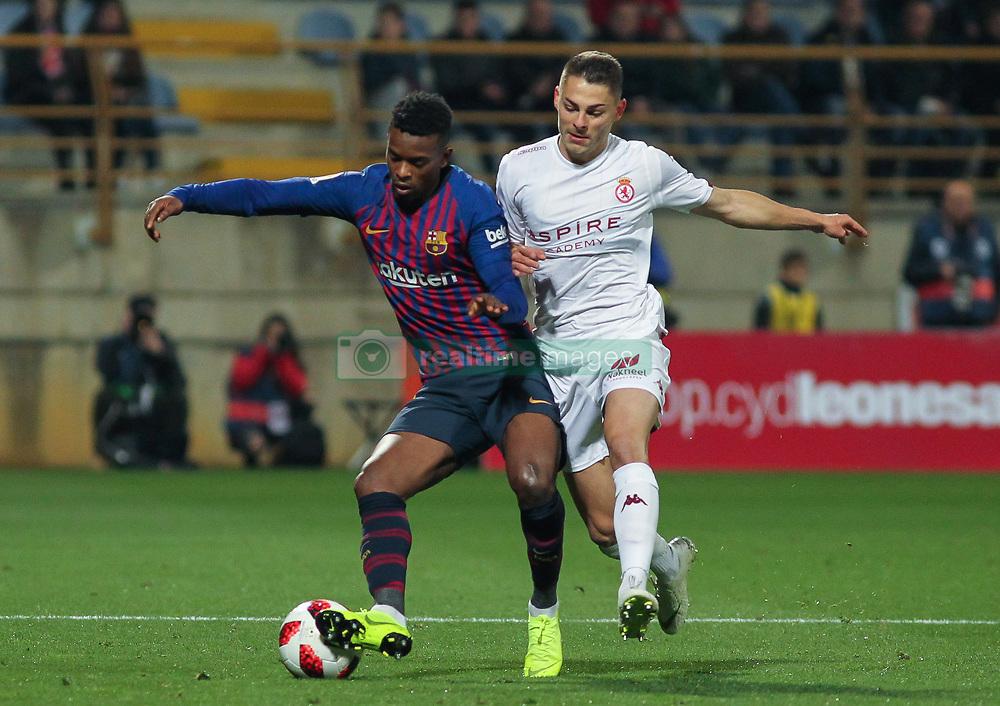 صور مباراة : كولتورال ليونيسا - برشلونة 0-1 ( 31-10-2018 ) كأس ملك إسبانيا 20181031-zaa-a181-023