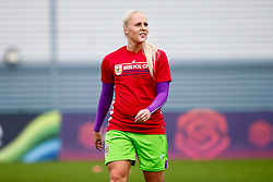 Alicia Johnson of Bristol City Women - Mandatory by-line: Ryan Hiscott/JMP - 14/10/2018 - FOOTBALL - Stoke Gifford Stadium - Bristol, England - Bristol City Women v Birmingham City Women - FA Women's Super League 1