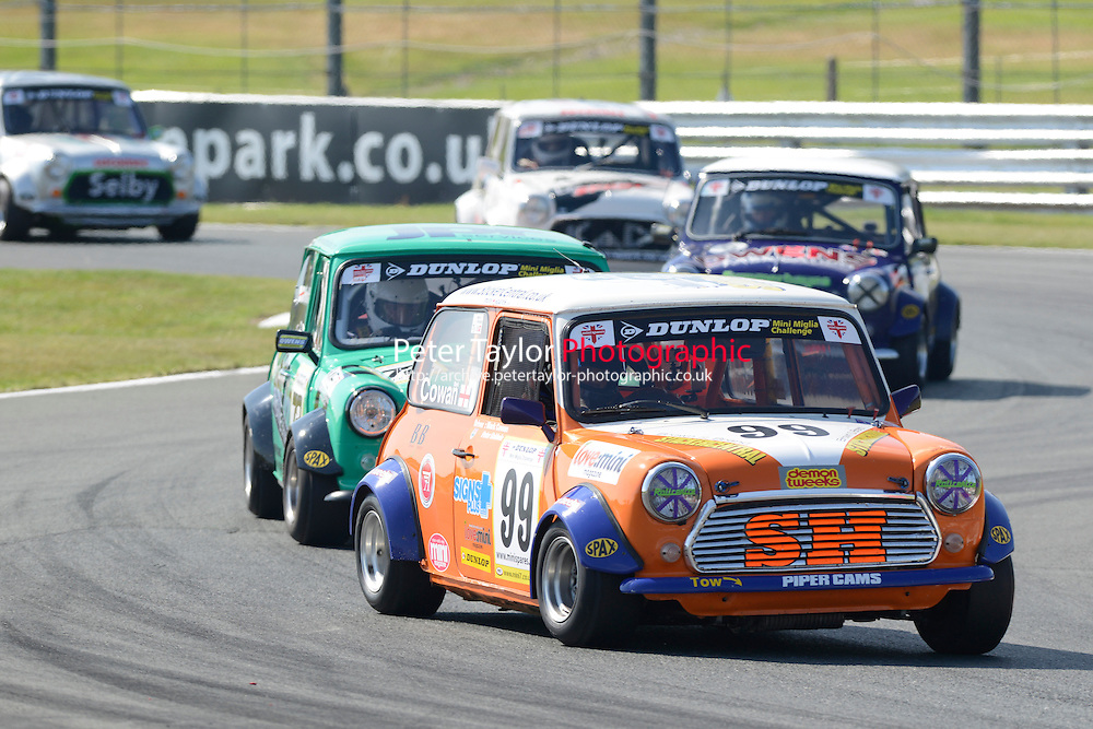#99 Mark Cowan Mini Miglia