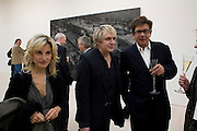 VIRGINIA DAMPSTA; NICK RHODES; , The Revolution Continues: New Art From China. The opening of the New Saatchi Gallery. King's Rd.  London. 7 October 2008. *** Local Caption *** -DO NOT ARCHIVE-© Copyright Photograph by Dafydd Jones. 248 Clapham Rd. London SW9 0PZ. Tel 0207 820 0771. www.dafjones.com.