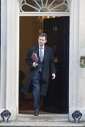 Downing Street, London, February 2nd 2016. Attorney General Jeremy Wright QC leaves No 10 after attending the weekly Cabinet meeting. ///FOR LICENCING CONTACT: paul@pauldaveycreative.co.uk TEL:+44 (0) 7966 016 296 or +44 (0) 20 8969 6875. ©2015 Paul R Davey. All rights reserved.