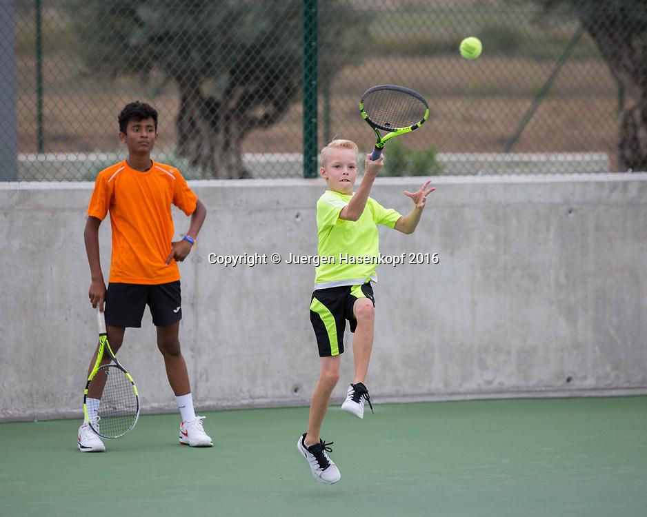 Rafa Nadal Academy in Manacor, Mallorca<br /> <br />  - Rafa Nadal Academy -  -  Rafa Nadal Academy - Manacor - Mallorca - Spanien  - 25 October 2016. <br /> &copy; Juergen Hasenkopf