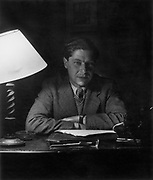 Arthur Koestler, 1940s. Arthur Koestler CBE (September 5, 1905, Budapest  March 3, 1983, London) was a Jewish-Hungarian polymath author.